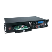 "MP103USB: 19"" Pro USB & Single MP3/CD Player"