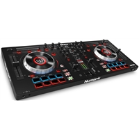 Mixtrack Platinum: 2-Ch DJ Controller with Display