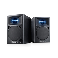 NWAVE360: Active 60W DJ Speakers