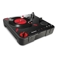 PT01 Portable Turntable with Scratch Switch