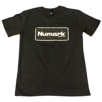 T-Shirt: Numark Since 1971 - Large Black
