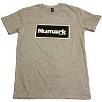 T-Shirt: Numark Since 1971 - Large Grey