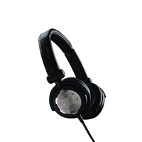 HP500: DJ Headphones (Black)