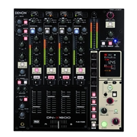 X1600: 4-Ch Pro DJ Mixer with Audio Interface