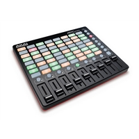 APC Mini: Mini APC with 8 x 8 Grid and 9 Faders