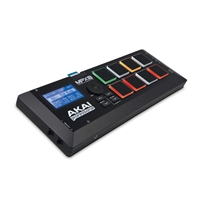 MPX8: 8-Pad SD Sample Pad Controller with USB