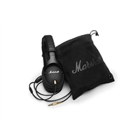 Marshall Monitor: Headphones, Black