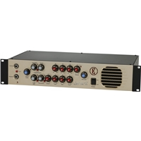 World Tour Pro Series Preamp Head