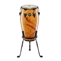 "11 3/4"" Conga, Amber Flame, Incl. Steely Ii Stand"