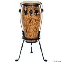 "11"" Quinto, Incl. Steely Ii Stand, Leopard Burl"