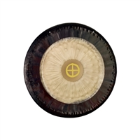 """Planatery Tuned Gong - Sidereal Day: 28"""" / 71cm"""