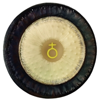 """Planatery Tuned Gong - Earth: 36"""" / 91cm"""