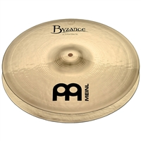 "Byzance Brilliant 14"" Medium Hi-Hats"