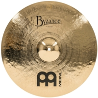 "Byzance Brilliant 17"" Thin Crash"
