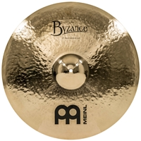 "Byzance Brilliant 22"" Heavy Hammered Crash"