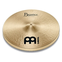 "Byzance Traditional 15"" Medium Hi-Hats"