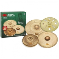 Byzance Vintage Sand Cymbal Pack-14HH 18TC 20R 16TRC