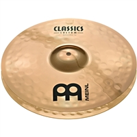 "Classics Custom Brilliant 15"" Medium Hi-Hats"