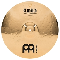 "Classics Custom Brilliant 16"" Powerful Crash"