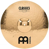 "Classics Custom Brilliant 17"" Medium Crash"