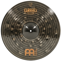 "Classics Custom Dark 19"" Crash"