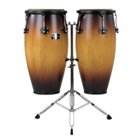 "Fiesta Series 11""/12"" Conga Set Sunburst - Thai"