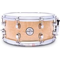 MPX Snare Birch 13x 6 Gloss Natural w/ Chrome HW