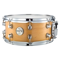 MPX Snare Birch 14x5.5 Gloss Natural w/ Chrome HW