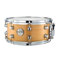MPX Snare Maple 13x6 Gloss Natural w/ Chrome HW