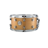 MPX Snare Maple 14x7 Gloss Natural w/ Chrome HW