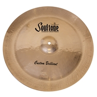 "Custom Brilliant 19"" China Cymbal"