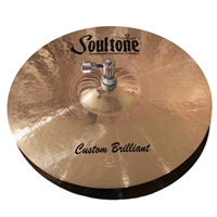 "Custom Brilliant 14"" Hi Hats"