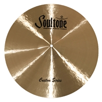 "Custom 20"" Crash Cymbal"